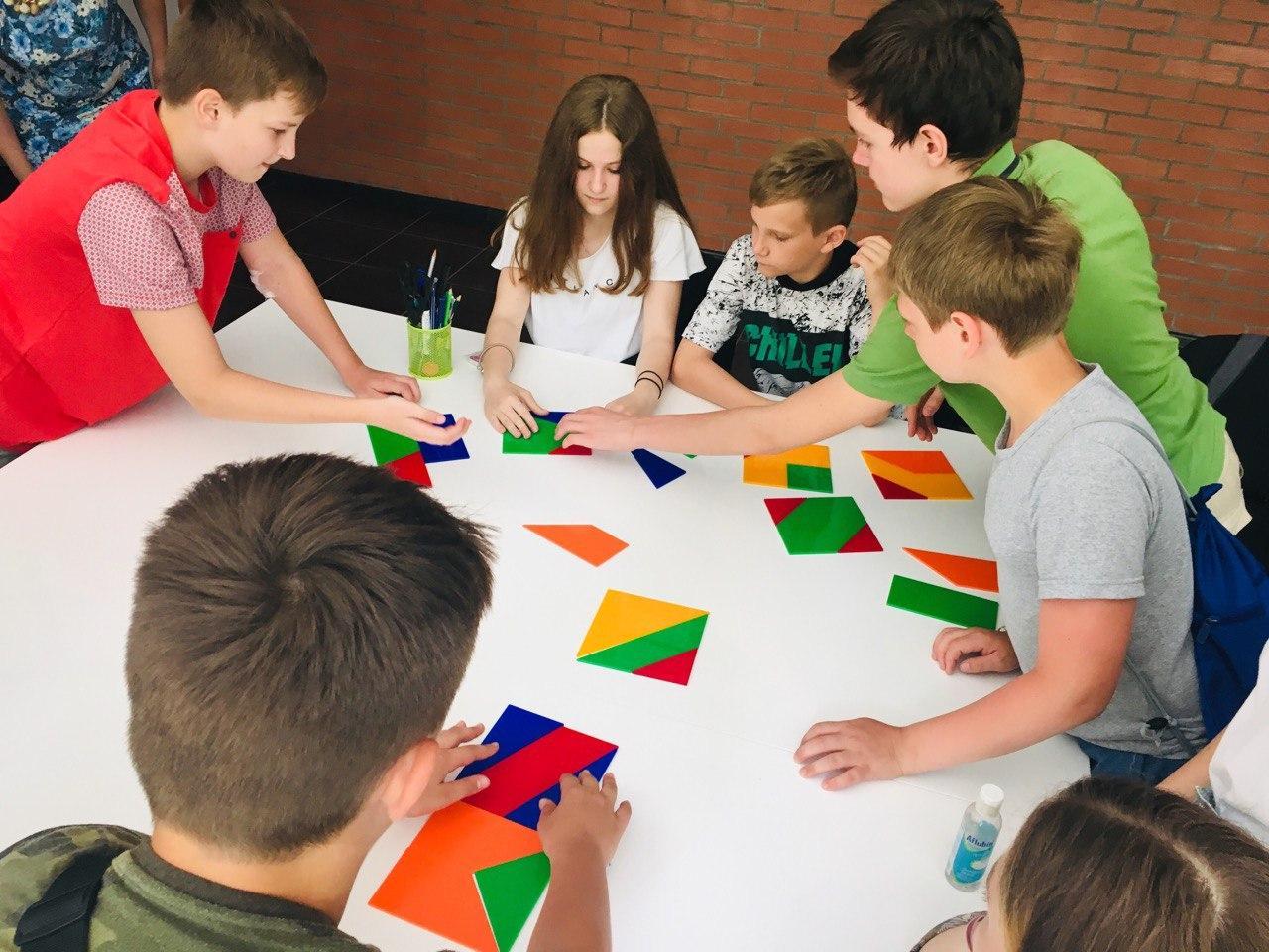 """Летний бизнес-лагерь для подростков""""Юный предприниматель"""" учимся креативно мыслить"""
